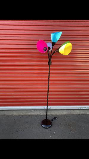 Multi-Head Floor Lamp for Sale in Bakersfield, CA