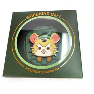 Overwatch Wrecking Ball Hammond Pin NEW blizzard for Sale in Annandale, VA