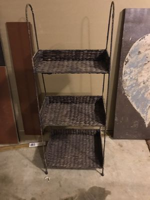 Ladder shelf for Sale in Humble, TX