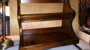 Antique book shelf for Sale in Wildomar, CA