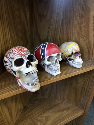 Skull Heads for Sale in Seymour, CT