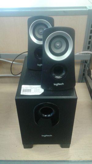 Logitech computer speakers for Sale in Lynnwood, WA