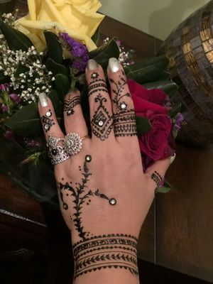 Henna tattoo for Sale in West Covina, CA