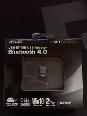 ASUS USB BLUE TOOTH DONGLE 4.0 3.0 2.0 for Sale in Anaheim, CA