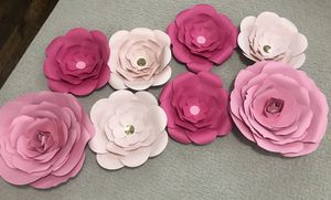 Paper flowers for Sale in Fort Worth, TX