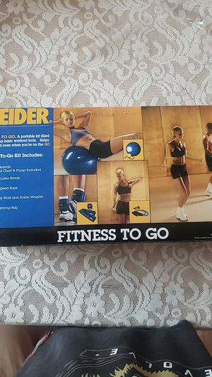 Weider fitness-to-go kit for Sale in West Covina, CA