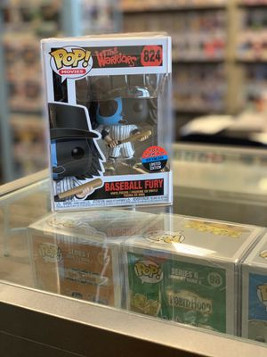Baseball Fury Toy Tokyo Exclusive (NYCC 2019) Funko Pop for Sale in Torrance, CA