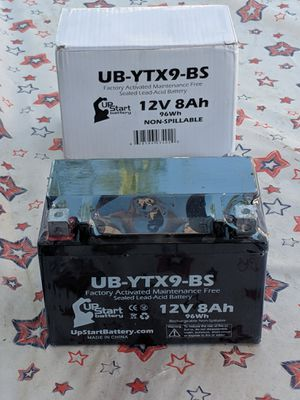 Motorcycle battery for Sale in Los Angeles, CA
