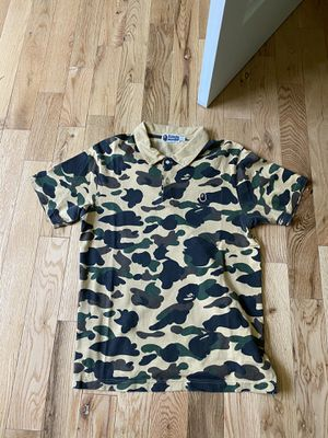 Bape polo for Sale in Bowie, MD