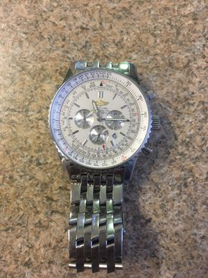 Breitling Navitimer men's watch. Excellent for Sale in Columbus, OH