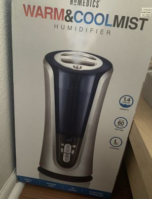 Humidifier for easier breathing and cleaning air for Sale in Joint Base Lewis-McChord, WA