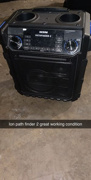 Ion pathfinders 2 stereo/charger ports for Sale in Modesto, CA