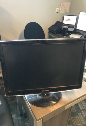 Samsung SyncMaster T240HD TV/Monitor for Sale in Seattle, WA