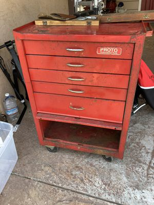 PROTO tool box for Sale in San Diego, CA