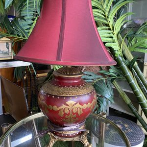 Vintage Chinese Lamps for Sale in Tampa, FL