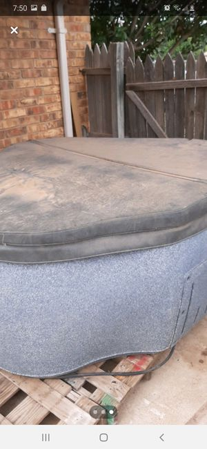 2 seater hot tub for Sale in Lubbock, TX