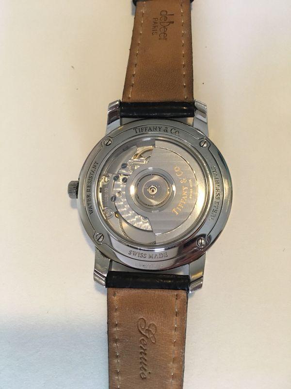 Tiffany & Co Atlas Watch