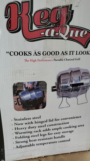 New Grill for Sale in Carol Stream, IL