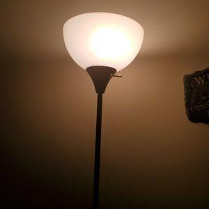 black floor lamp for Sale in Ellicott City, MD