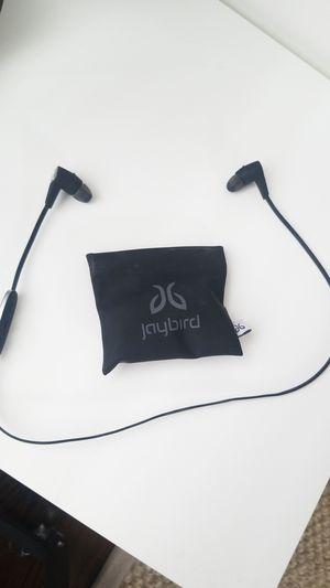 Wireless headphone earbuds jaybird for Sale in St. Petersburg, FL