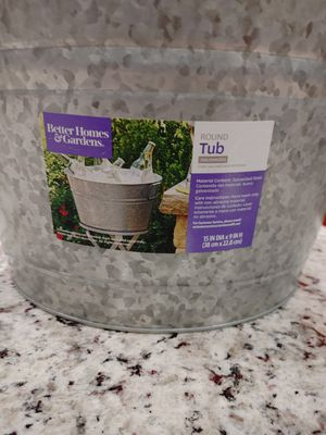 Party drink pan/vegetable storage or planter for Sale in Bowie, MD