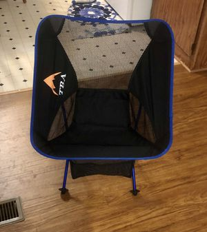 TBA camping chair for Sale in Columbia, TN