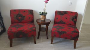 Chair Furniture 2 total for Sale in Montclair, CA