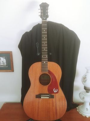 1964 Epiphone Guitar FT30 Cabellero Natural Mahogany for Sale in Cleveland, OH