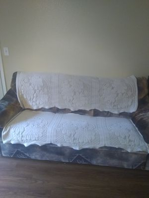 FREE sofa with SOFA COVER for Sale in Bellevue, WA
