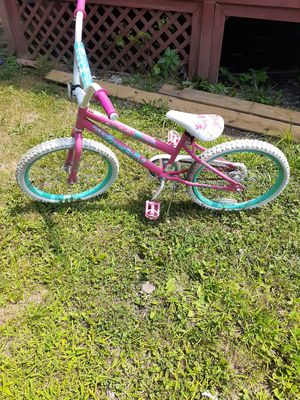 Girls Huffy pink Bicycle for Sale in Wilkes-Barre, PA