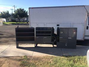 Cargo van metal shelves for Sale in Las Vegas, NV