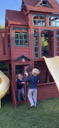 Playground Swing Set Playset Playhouse Delivery And Installation Included for Sale in Rancho Dominguez,  CA