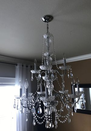 Luciana Lustre 12 Light Chandelier for Sale in Tacoma, WA
