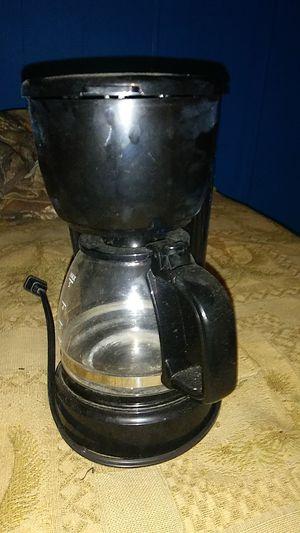 Walmart mini coffee maker for Sale in Clearwater, FL