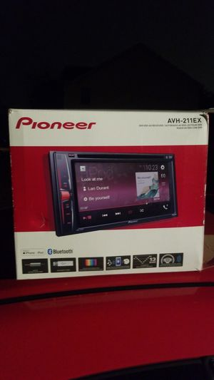 PioneerAVH-211EX for Sale in Hampton, VA