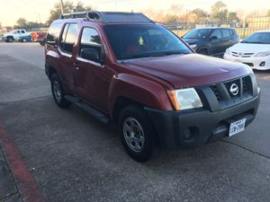 Nissan Xterra 2007 for Sale in Houston, TX