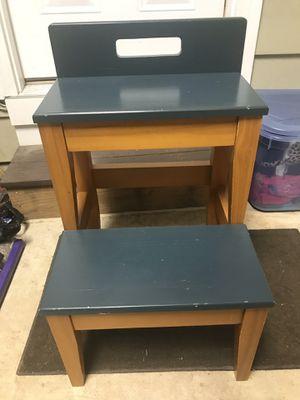 Modern step/side table for Sale in Rockville, MD
