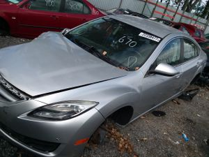 Selling Parts for a 12 Mazda 6 for Sale in Warren, MI