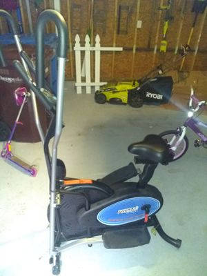 ProGear elliptical bicycle exercise machine for Sale in Chesapeake, VA