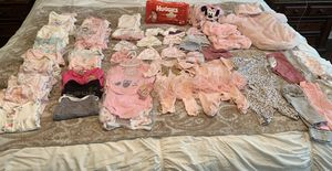 Gently used baby girl clothes for Sale in Rowlett, TX
