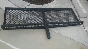 """cargo rack with 2"""" hitch for Sale in Cerritos, CA"""