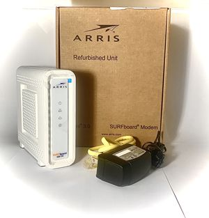 Arris SB6190 Internet Modem for Sale in Torrance, CA