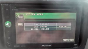 Indash DvD pioneer for Sale in Dallas, TX