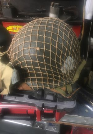WW2 American Army Helmet for Sale in West Covina, CA
