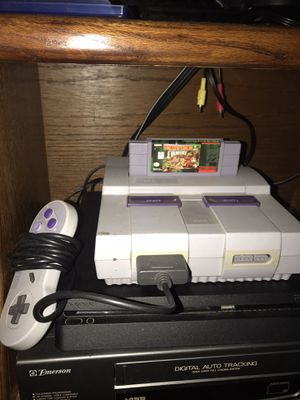 Super Nintendo for Sale in Grand Prairie, TX