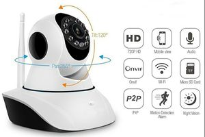 Wireless IP OV9712 Security Camera. for Sale in Forest Grove, OR