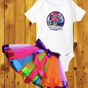 Trolls Baby Outfit 18m for Sale in Fontana, CA