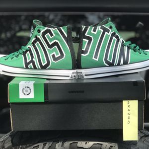"Size 9 - Converse Chuck Taylor 70's Hi All Star ""Boston Celtics"" for Sale in Burbank, CA"
