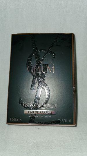 Black Opium 1.6 fl oz Yves Saint Laurent for Sale in Hacienda Heights, CA
