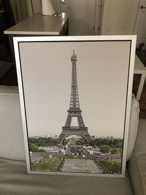 Eiffel Tower Picture Frame for Sale in Fairfax, VA